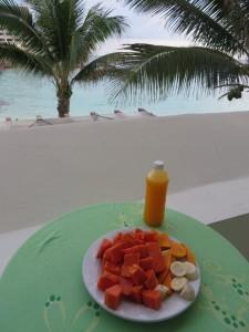 vacation weight loss