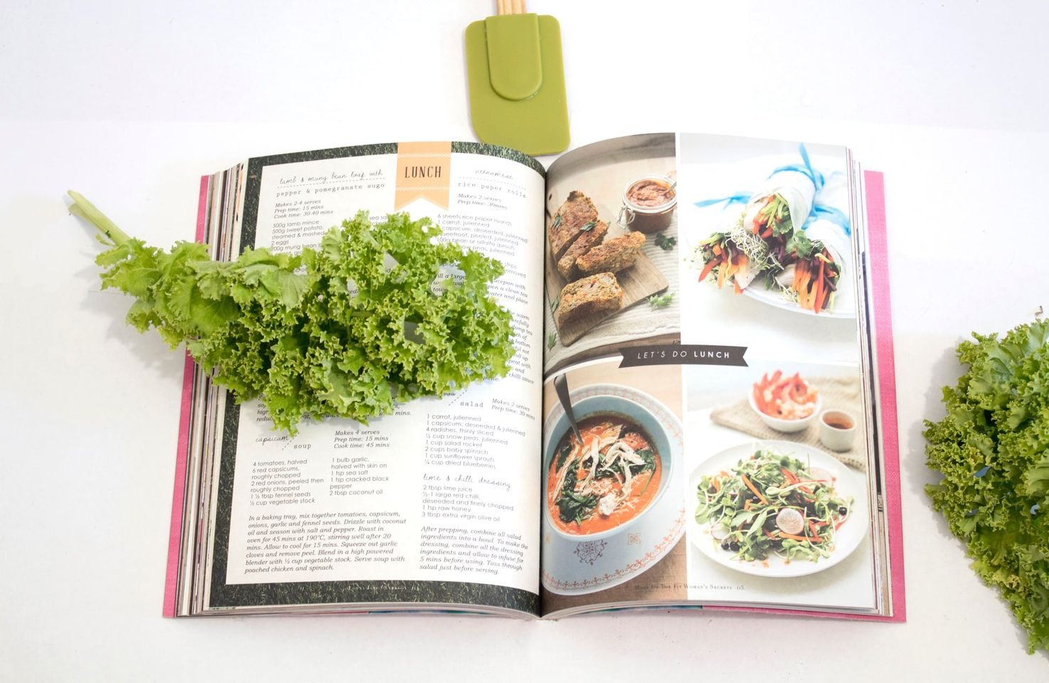 Healthy cooking without recipe from nutrition coach
