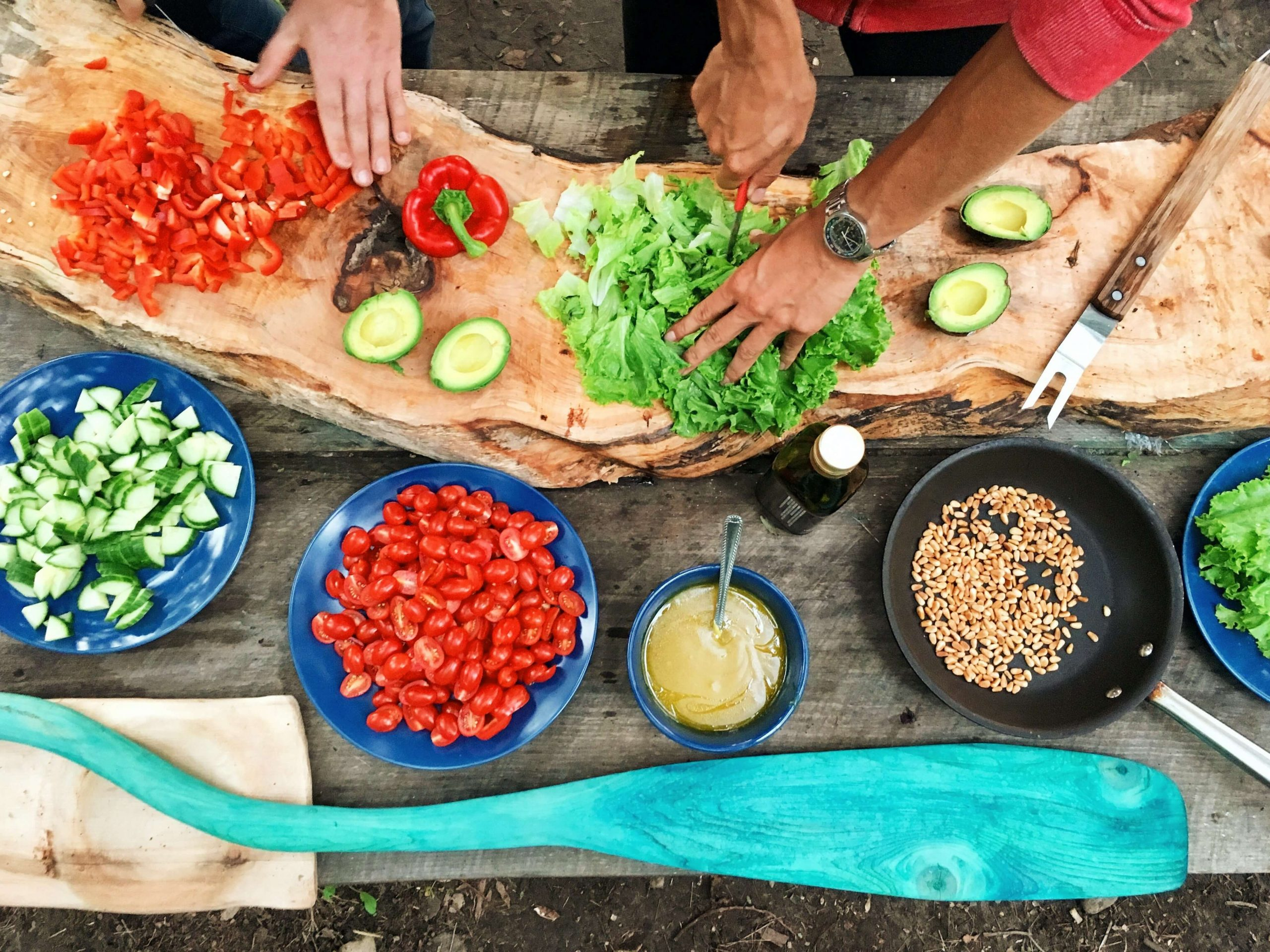 Make cooking easy with a nutrition coach